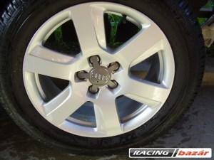 Audi A6 A7 A8 gyári 7×17-es 5×112-es ET25-ös könnyüfém felni garnitura